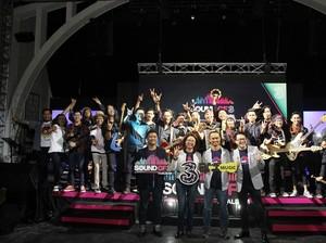 Album Digital Sound of Tri, Talenta Lokal yang Mendunia