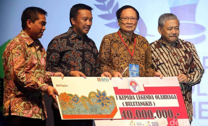 Malam penghargaan digelar di Hotel Bidakara Jakarta pada Rabu (13/12/2017).