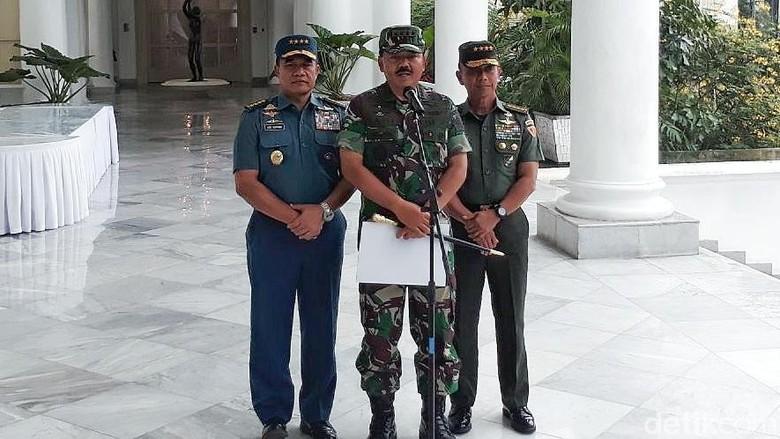 Gebrakan Marsekal Hadi! KaBAIS Kini Dijabat Pati TNI AU