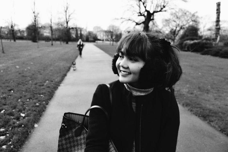 Rina Nose baru saja kembali dari London beberapa hari yang lalu. (rinanose16/ Instagram)