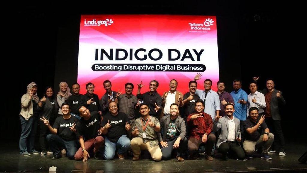 Indigo Day 2018, Kolaborasi dalam Bidang Inovasi Teknologi