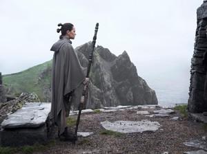 Star Wars: The Last Jedi akan Tayang di Luar Angkasa