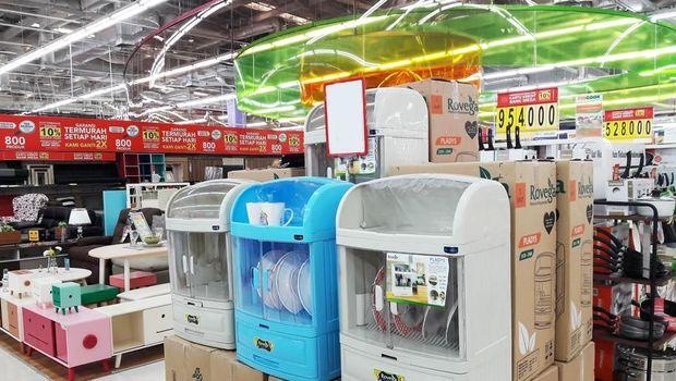 Rapikan Dapur dengan Promo Spesial Transmart Carrefour