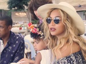 Foto: Mengintip Liburan Beyonce dan Keluarga