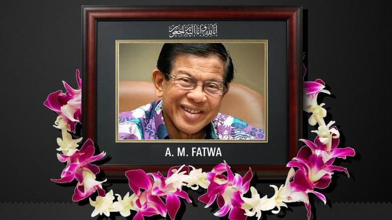 Bertemu Jenderal Nasution, AM Fatwa Dipukuli di Pinggir Kali