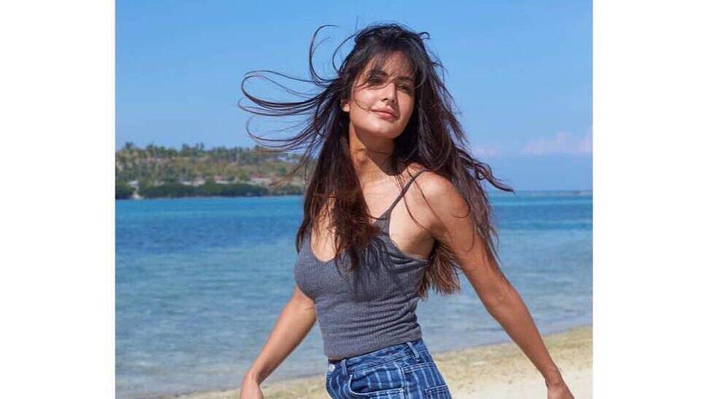 Pesona Katrina Kaif, Aktris Cantik Bollywood yang Bikin Pria Jatuh Hati