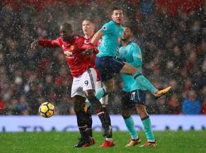 Lukaku Bawa MU Taklukkan Bournemouth 1-0