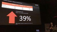 Pasar Laptop Indonesia Naik Walau Digempur Smartphone