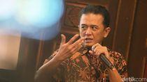 Bertemu Erick Thohir, Chandra Hamzah Ditanya Pengalaman Jadi Komut PLN