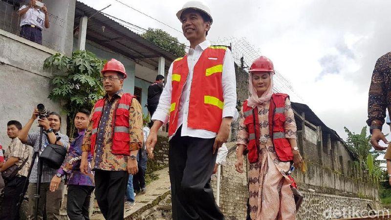 Ketika melakukan groundbreaking jalur ganda siang ini, Jumat (15/12/2017), Presiden Jokowi berujar kalau Sukabumi memiliki potensi besar pada produk agrobisnis dan pariwisata. Ya, Sukabumi memang punya banyak destinasi wisata cantik (istimewa)