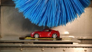 Mesin Cuci Mobil Terkecil