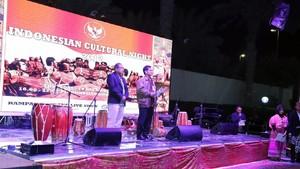 Meriah, Malam Kebudayaan Indonesia 2017 di Riyadh