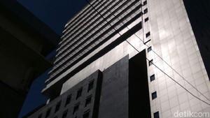 Ini Penyebab Tembok di Gedung DPRD DKI Miring 20 Derajat