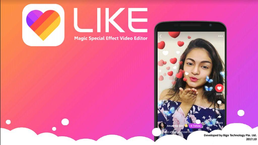Bikin Video Pendek Makin Kece dengan Like dari Bigo