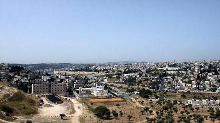 Ilustrasi -- Yerusalem Timur (AFP Photo)