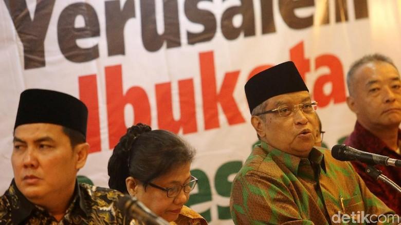 PBNU akan Gelar Rapat Mustasyar Bahas Posisi Ma'ruf Amin