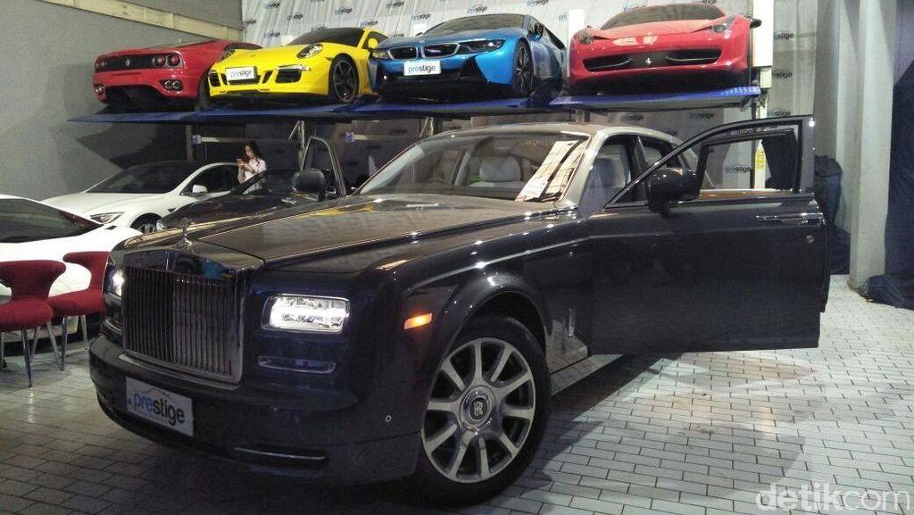 Begini Prediksi Pasar Mobil Mewah Tahun Depan
