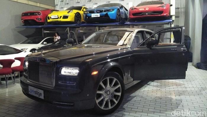 Rolls Royce dan Lamborghini Huracan