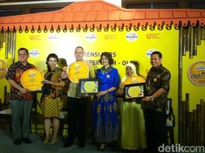 Pia Karawo dari Gorontalo Juarai Master Oleh-oleh Nusantara
