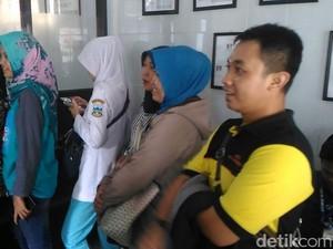 Ribuan Karyawan RS Slamet Garut Divaksin Difteri