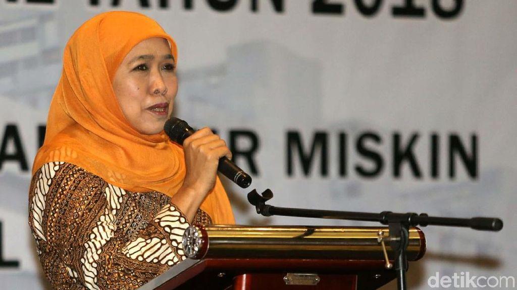 Hari Ibu, Menteri Khofifah Tulis Puisi Cuma Ibu yang Tahu