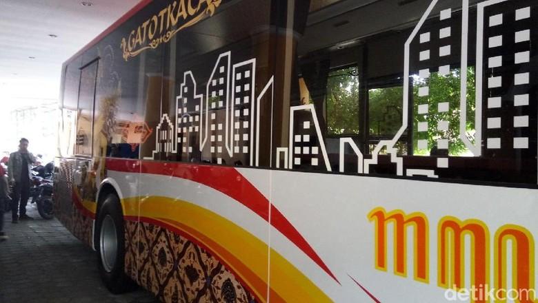Sensasi Rapat di Dalam Bus Bisa Segera Dirasakan di Solo