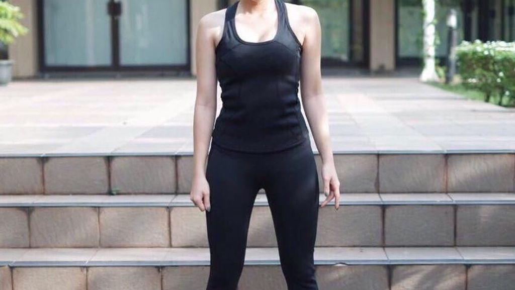 Foto: Gisella Anastasia, Mahmud Cantik yang Doyan Olahraga