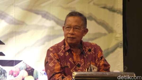 Soal Cawapres Jokowi dan Prabowo, Darmin: Market Tak Perlu Khawatir