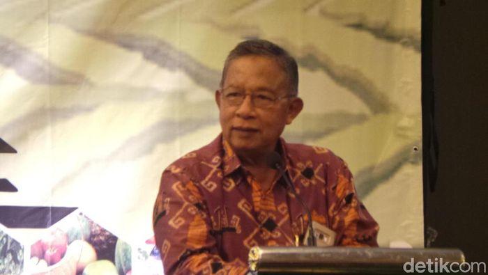 Menko Perekonomian Darmin Nasution (Foto: Selfie Miftahul/detikFinance)
