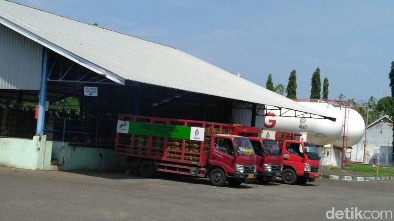 Pertamina Tambah Stok Elpiji di Probolinggo Jelang Natal