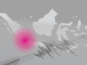 Diguncang Gempa, Pengungsi Korban Longsor di Pacitan Panik