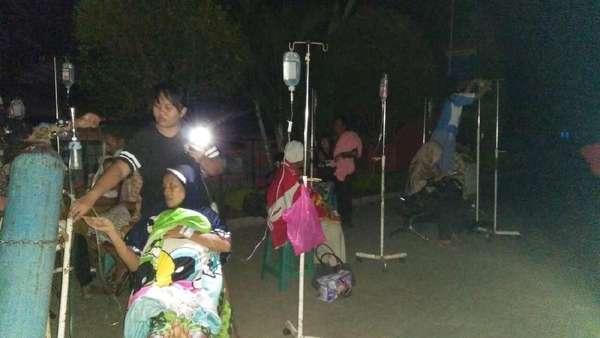 Video: RS Banyumas Rusak Akibat Gempa, 53 Pasien Dievakuasi
