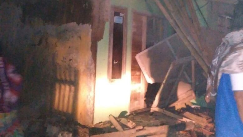 Gempa 6,9 SR di Tasikmalaya, Ada Warga Luka Tertimpa Bangunan