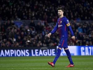 Sepakati Kontrak Baru dengan Barcelona, Pique Punya Klausul Rp 8,1 Triliun