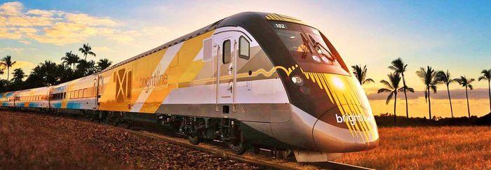 Amerika tidak dikenal dengan jalur kereta api berkecepatan tinggi. Tapi sebuah proyek kereta ekspres baru di Florida bisa menghilangkan persepsi itu. Inhabitat/Istimewa.
