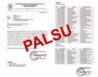Hati-Hati, Surat Palsu Penerimaan CPNS Beredar Lagi