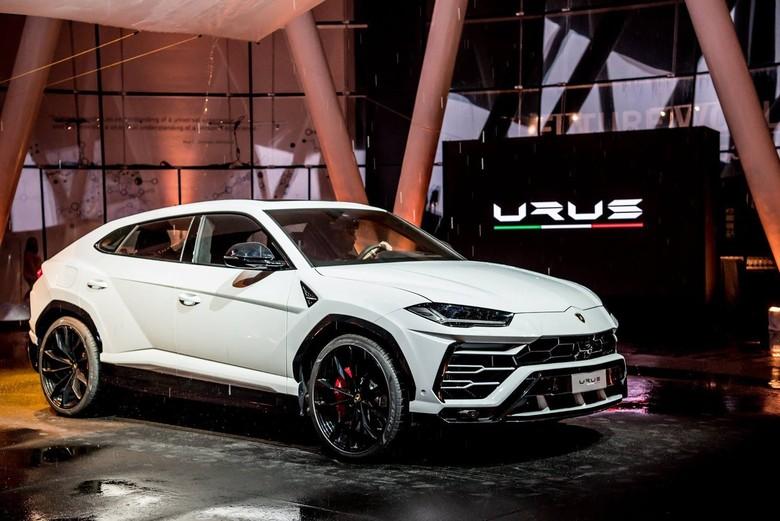 SUV Lamborghini Urus. Foto: Istimewa