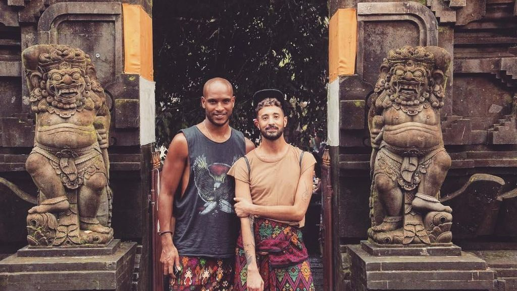 Foto: Pangeran Arab yang Jatuh Cinta pada Bali