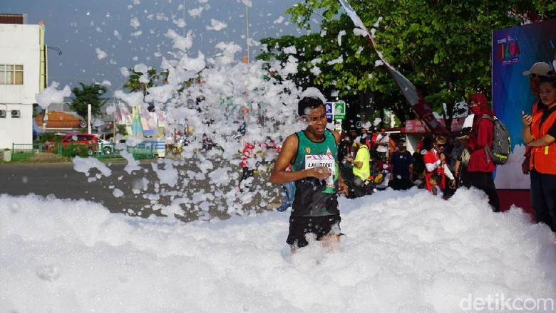 I LooP Run Madiun, Pecah