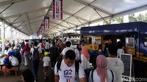 Puluhan Ribu Karyawan BRI Kumpul di Senayan, Rayakan Ultah ke-122