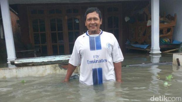 Rumah warga di Pasuruan banjir/
