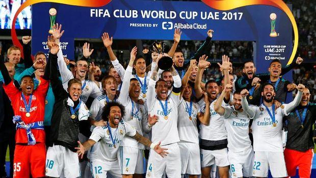 Barcelona menolak menjadi guard of honour Madrid sebagai juara Piala Dunia Antarklub.