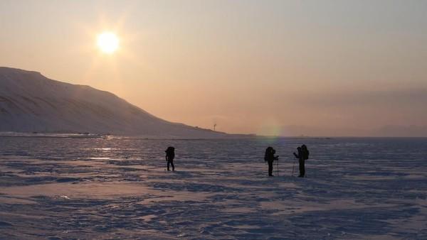 Permafrost adalah kondisi tanah yang berada di titik beku pada suhu 0° C. Istimewa/Thinsktock