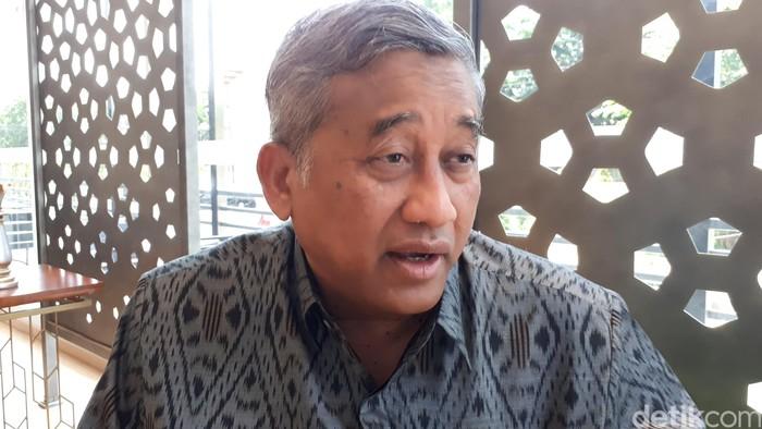 Mantan Mendikbud M Nuh (Rois Jajeli/detikcom)