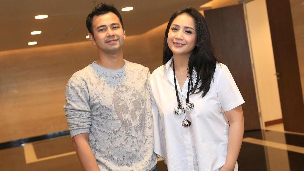 4 Kisah Cinta Raffi Ahmad dan Nagita Slavina