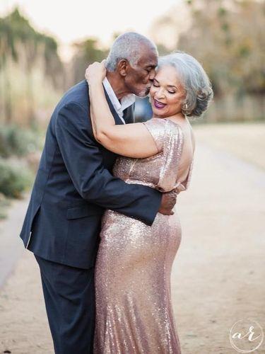 Wanda dan Marvin Brewington