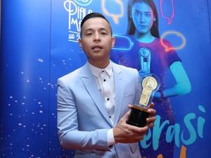 Raih Penghargaan di Piala Maya, Ernest Prakasa Berharap Ahok Bebas