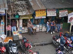 Wow! Kolkata Punya Pasar Buku Bekas Terbesar Dunia