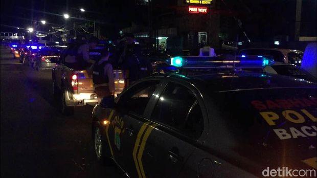 Polres Metro Jakarta Timur Gelar Operasi Skala Besar jelang Natal dan Tahun Baru