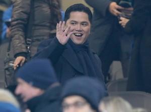 Benarkah Kehadiran Erick Thohir Bawa Sial untuk Inter?